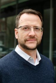 Headshot of Brian Eyler, director of the Stimson Center Southeast Asia program